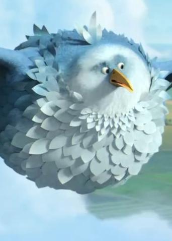 """《飞鸟历险记》终极预告片""""菜鸟""""冒险迁徙逆天飞翔"""
