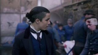 《荒原 第二季》阿拉米斯·奈特帅气上线,帅到无法呼吸