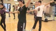 李小龙,我的兄弟 拍摄花絮之排舞
