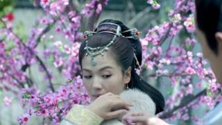 《琅琊榜》刘涛绝对是个感性的女孩子,这些眼神说明了一切