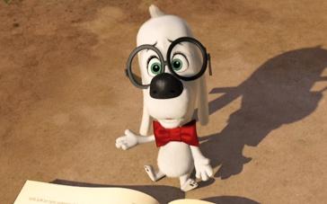 """《天才眼镜狗》""""亲子""""宣传片 天才狗狗模范爹地"""