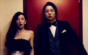 《推理要在晚餐后》中文预告 樱井翔、景子再联手