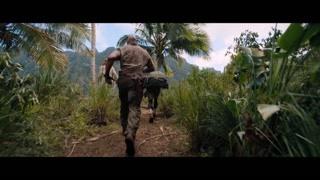 巨石强森与伙伴来到了勇敢者游戏的第二关