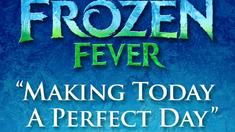 冰雪奇缘:生日惊喜 主题曲MV《Making Today a Perfect Day》(演唱:Idina Menzel  Kristen Bell)