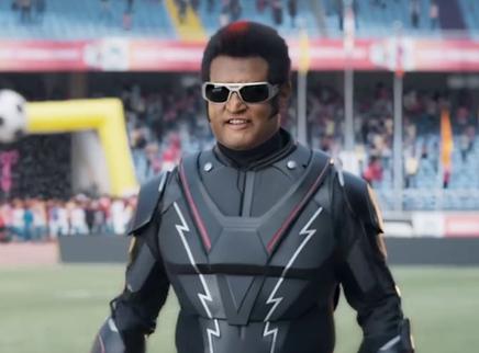 《宝莱坞机器人2.0:重生归来》今日上映 五大看点认证高品质视效大片