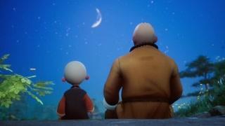 所有故事都有一个好的结局 就像师父和一禅
