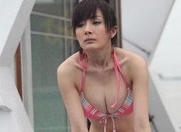 《孤岛惊魂》最新花絮 杨幂谈角色称演清纯女很难
