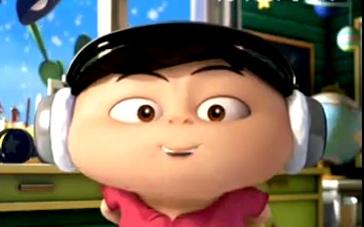《疯了!桂宝》动画大电影病毒视频 冬季问候