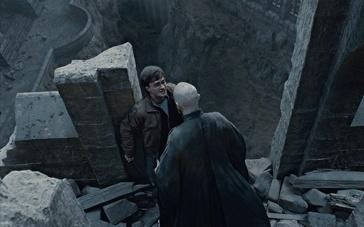 《哈利·波特与死亡圣器(下)》片段
