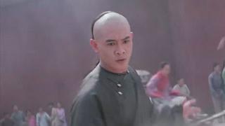 黄飞鸿大战鬼脚七精彩片段