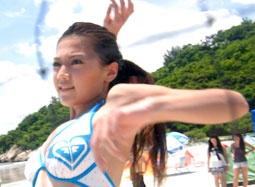 《热浪球爱战》排球版预告 周秀娜挨打猛摔秀巨波