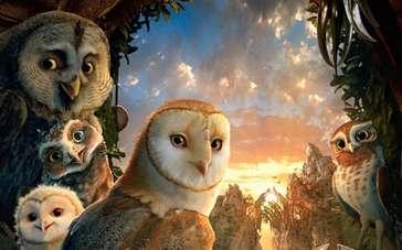 《猫头鹰王国:守卫者传奇》片段2