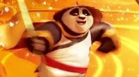 功夫熊猫3-4阿宝乘金龙决战天煞