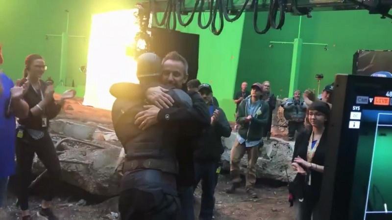 罗素兄弟分享《复仇者联盟4》幕后特辑
