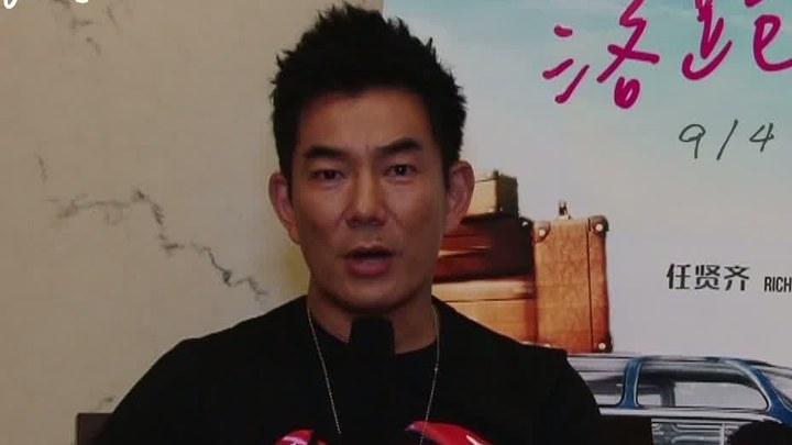 落跑吧爱情 花絮:制作特辑之导演任贤齐 (中文字幕)