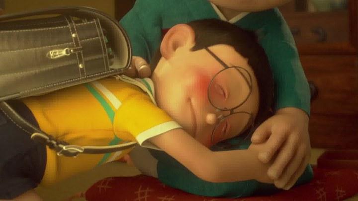 哆啦A梦:伴我同行2 MV:菅田将暉演唱主题曲《虹》