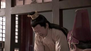 《明宫夕照》王安向皇上说大臣的事 被魏忠贤打断了