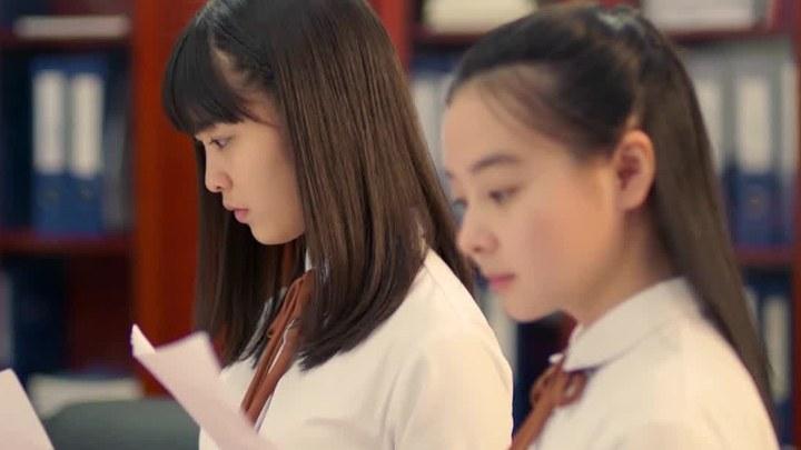 差等生乔曦 预告片1:学渣逆袭版 (中文字幕)