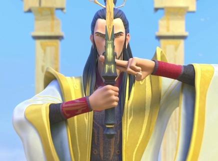 《姜子牙》预售开启!国庆IMAX看不一样的中国动画