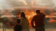 2012 火山爆发片段