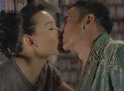 《热爱岛》任达华、陈冲疯癫 屋内忆旧情激吻