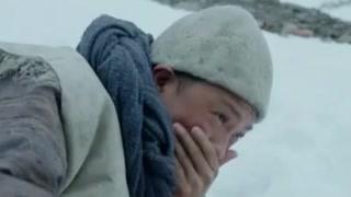 骡子跟着小哥雪山打猎 没想到竟失手了?