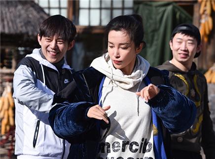 第10期李冰冰何炅乡村尬舞