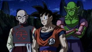 悟空决定第七宇宙的队长是悟饭!宇宙力量大会带着大家勇敢向前!