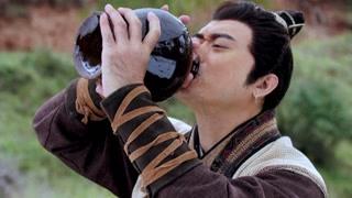 《皇甫神医》步准借酒消愁被英慧阻止 想到办法救神针堂了