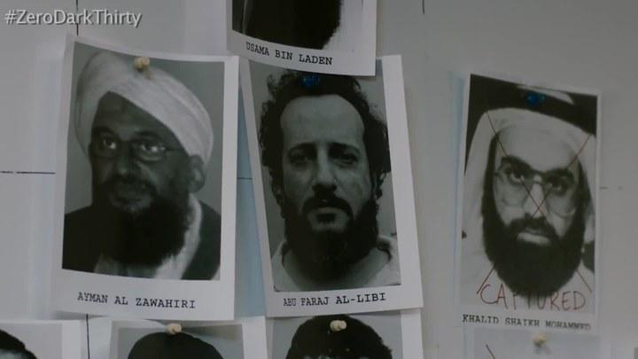 猎杀本·拉登 花絮2:CIA