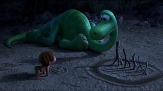 让人落泪的恐龙语教学