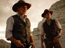 《牛仔与外星人》中文特辑 王尔德性感惊悚双重奏