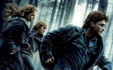 《哈利·波特与死亡圣器(上)》花絮7