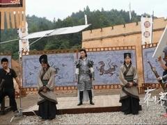 《刺客列传》花絮:解密蹇宾斩国师片段
