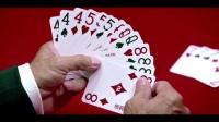 《澳门风云3》三人斗地主,同伙为搞赌神进行拦截,最终还是赢了