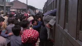 春运怎么挤火车 成龙这样的就别尝试了