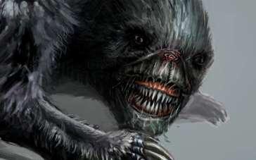 《异种》曝特辑 解密机械生物实体特效怪兽