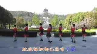 舞蹈大全 动动广场舞 《热辣辣》广场舞视频