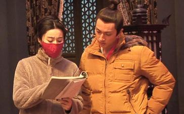 《杨贵妃》曝吴尊特辑 范冰冰:他打我不留情