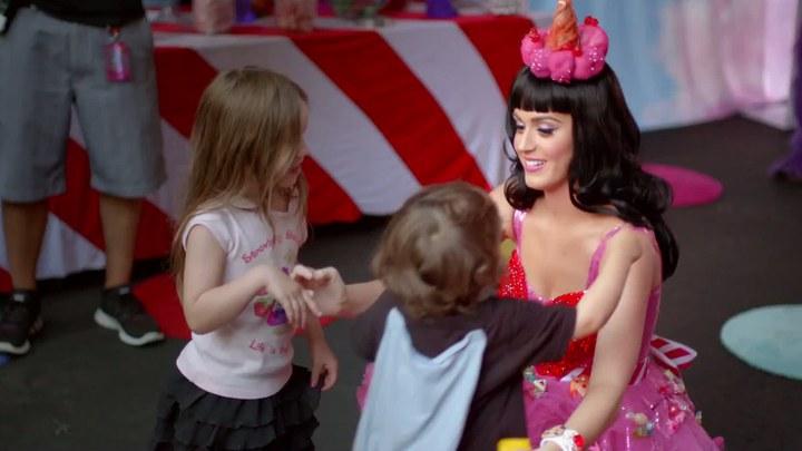 "凯蒂·派瑞:这样的我 片段7:""Never Give Up"""