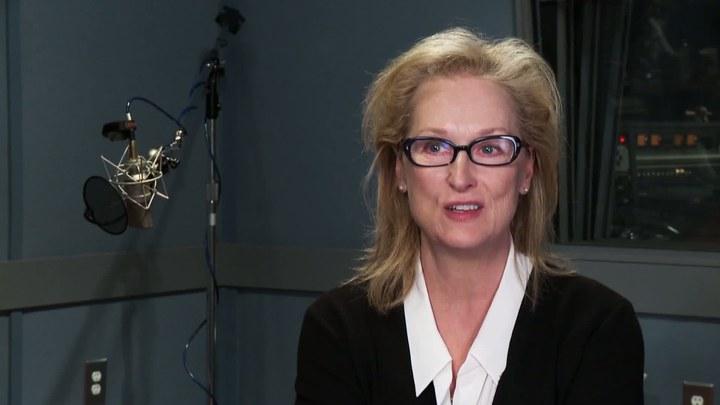 北极 花絮4:梅丽尔·斯特里普讲述她与影片