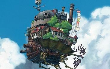 《哈尔的移动城堡》10周年宣传片 12月韩国将重映