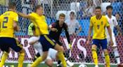 格兰奎斯特点射破门 瑞典1-0韩国