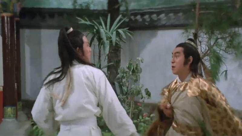 邵氏版《笑傲江湖》令狐冲绝世武功对战东方不败