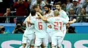 科斯塔制胜球:西班牙1-0伊朗