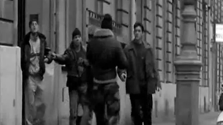 怒火青春 法国预告片