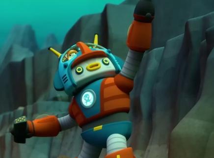 《海底小纵队:火焰之环》全新舰艇酷炫亮相 萌娃欢喜提前过节