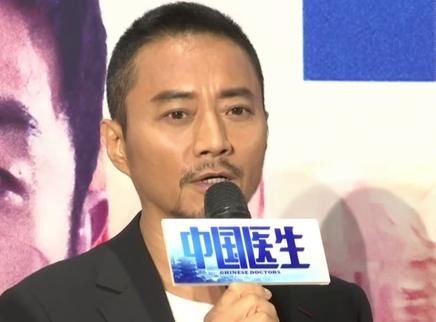 《中国医生》京城首映 张涵予体验原型首进传染病房