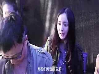 《分手大师》曝孕妈特辑 杨幂孙俪挺肚拍戏