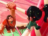 无敌破坏王 制作特辑-游戏世界穿越大揭秘